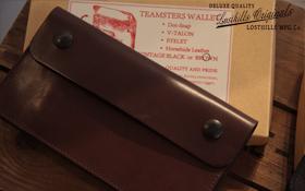 LOSTHILLSより上質な馬革を使用した財布が入荷